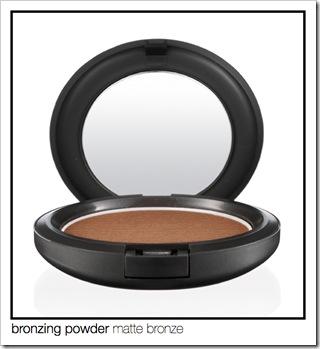 matte bronze