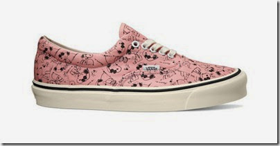 Vault by Vans X Peanuts OG Era LX Peaches