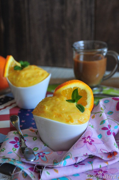Orange Curd—Sunshine in a Bowl