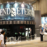 end of eternity at the tokyo game show in japan in Tokyo, Tokyo, Japan