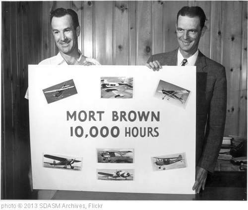 'Mort & Dwane, 10,000 hrs' photo (c) 2013, SDASM Archives - license: http://www.flickr.com/commons/usage/