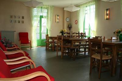 Salon 1a Gite des Roches