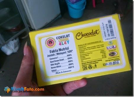 Chocodot Coklat Cegah 4l4y Kisah Foto_02