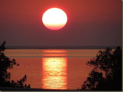 sunrise at sunshine key