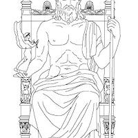 24.- Fidias. Zeus de Olimpia