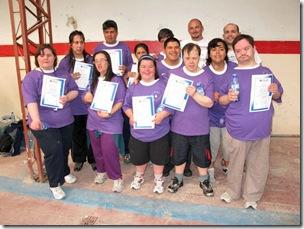 El día mundial del Síndrome de Down se conmemoró en La Costa