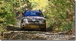 Dacia Duster Balkan Bresau Rally 2012 18