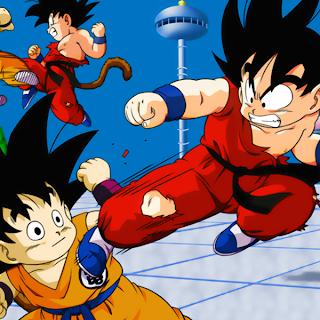Todos los Logos de Dragon Ball, Dragon Ball Z, Dragon Ball GT y DBZ Kai