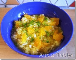 salade fenouil