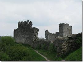 Кременець, замок