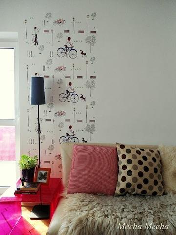 faux wallpaper 14