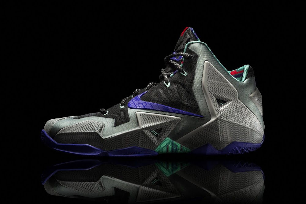 2eadd912f64 King James Unveils LEBRON XI 8220Terracotta Warrior8221 Limited Edition ...