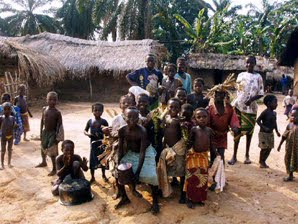 Enfants de Shabunda. Photo start5g.ovh.net.