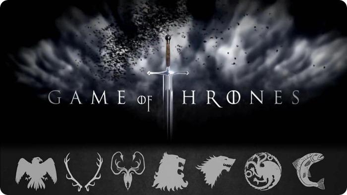 Новости сериалов. Самым популярным у пиратов сериалом назван «Игра престолов» (Game of Thrones)