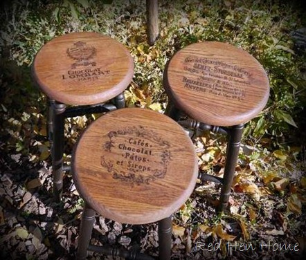 chocolate stools 008