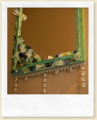 antique mirrorr makeover 10