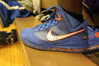 nike air max lebron 7 pe hardwood royal 1 01 Yet Another Hardwood Classic / New York Knicks Nike LeBron VII