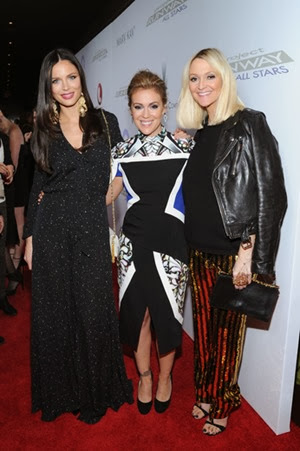 Alyssa Milano, Georgina Chapman, and Zanna Roberts Rassi Celebrate the QVC Collaboration with Project Runway All Stars jpeg