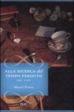 Alla ricerca del tempo perduto - M. Proust