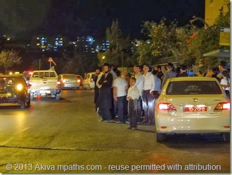 2013-10-24 Beit Shemesh Protest 007