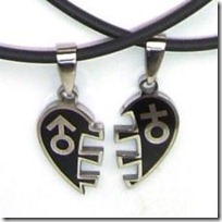collar-colgantes-de-acero-corazon-partido-cordon-de-caucho_s7j
