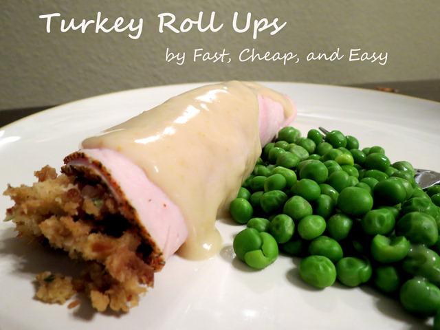 turkey roll ups