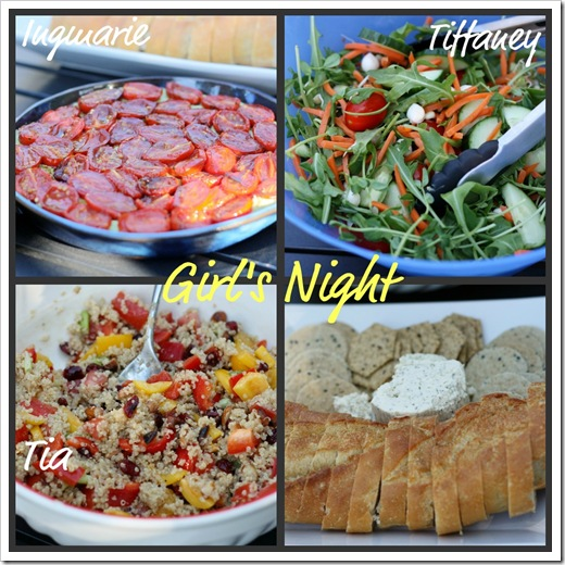 Girls_night_collage