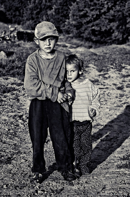 girl and brother kerekes