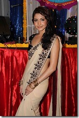 Anushka Sharma in saree
