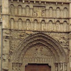 78 - Portada Catedral Sangüesa