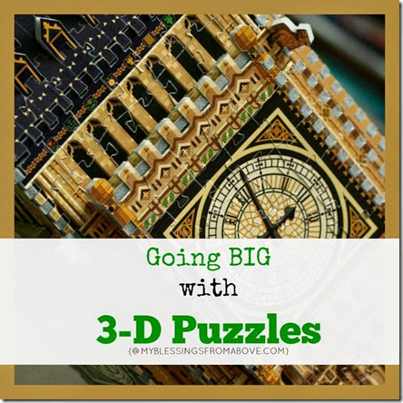 3DPuzzlesmyblessingsfromabove