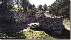 Puerta norte - La Bastida de les Alcusses - Moixent