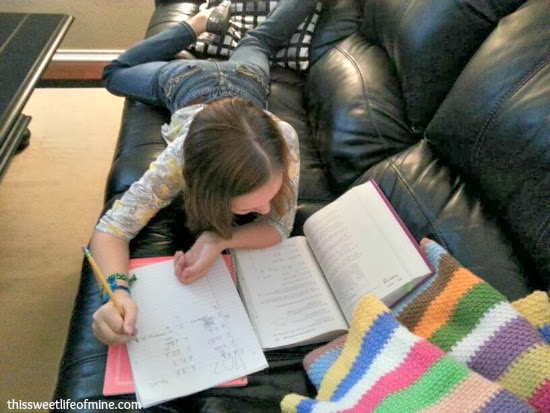 Math on the Couch