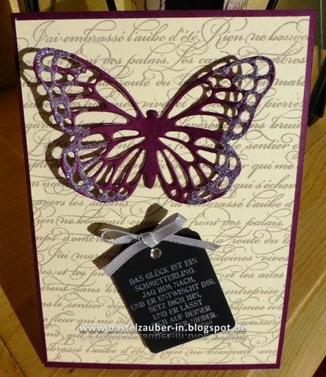 Schmetterlingsgruß-fertig