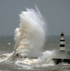 Lighthouses in Violent Storms Slideshow