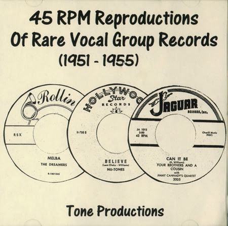 45 Rpm Reproductions - 25  (front)