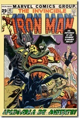 P00187 - El Invencible Iron Man #43