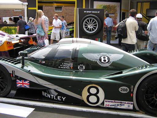 2002 Le Mans Bentley