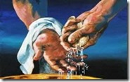 una-mano-lava-l-altra