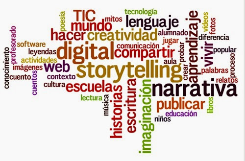Narrativa dixital ou Digital storytellling