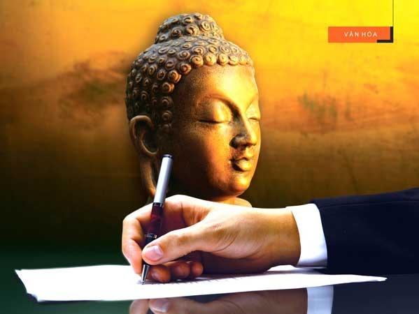 Làm báo Phật giáo - người áo lam