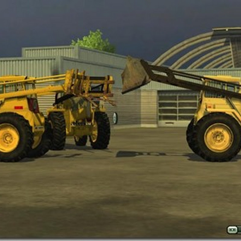 Farming simulator 2013 - Volvo BM Pack v 2