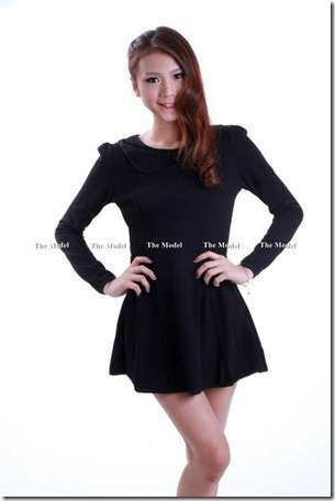 peplum030black