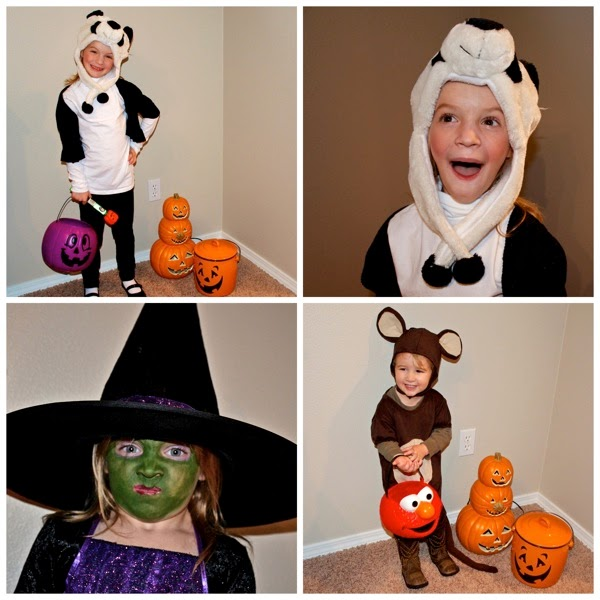 Halloween 2014 Collage