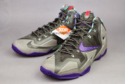 nike lebron 11 gr terracotta warrior 7 08 Nike LeBron XI (11) Terracotta Warrior Available on eBay