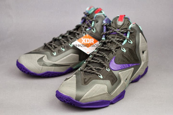 Nike LeBron XI 11 Terracotta Warrior Available on eBay