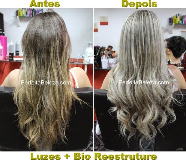 luzes platinadas, tratamento para cabelos com luzes, néctar bio reestruture