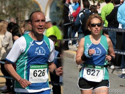 Media Maraton Moron-Arahal 2013