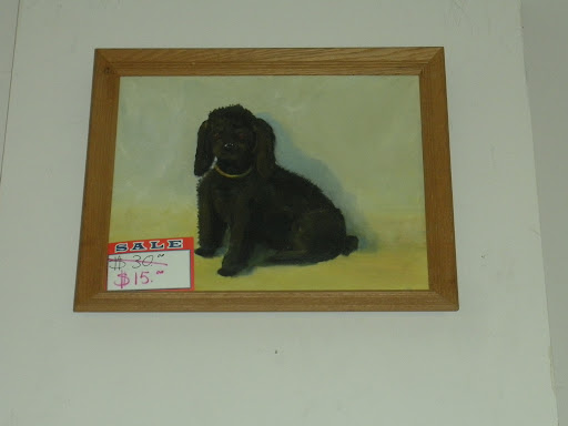 A fun dog portrait at an amazing price.