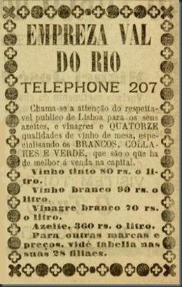 1911 Val do Rio